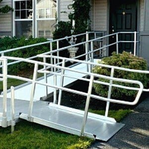 Our services / modular ramps