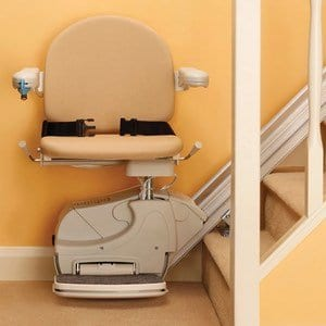 Simplicity & Simplicity Plus Straight Stairlifts