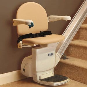 Straight Stair Lift / AIP Mobility Plus