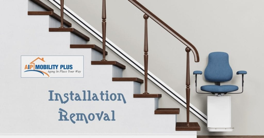 Stair Lifts, Installation, and Removal, Morris County NJ