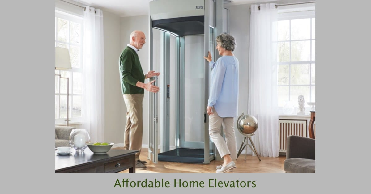 Affordable Home Elevators | Chatham NJ Morris Count