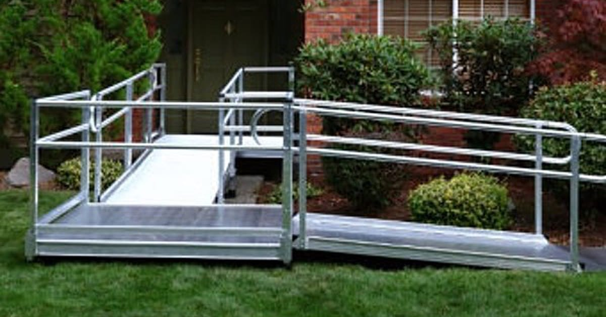 Best Aircraft Grade Modular Wheelchair Ramps, Morris County, NJ