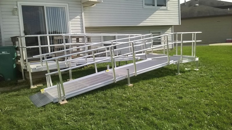 Wheelchair Ramps Butler