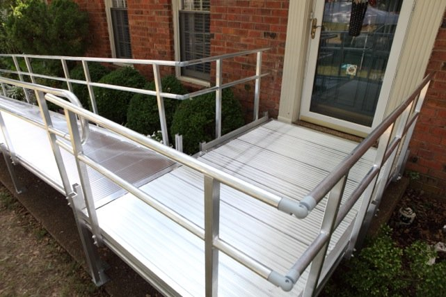 Wheelchair Ramps in Parsippany